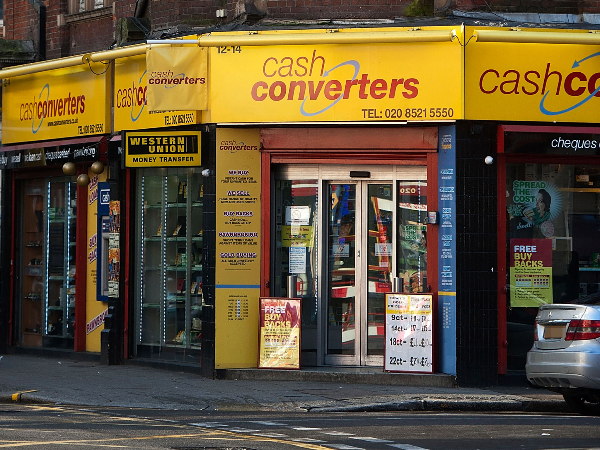 Cash Converters Reverses Losses with Payday Loans