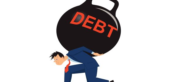 Banks Issuing Debt at Fastest Rate in 8 Years While Household Debts Soars