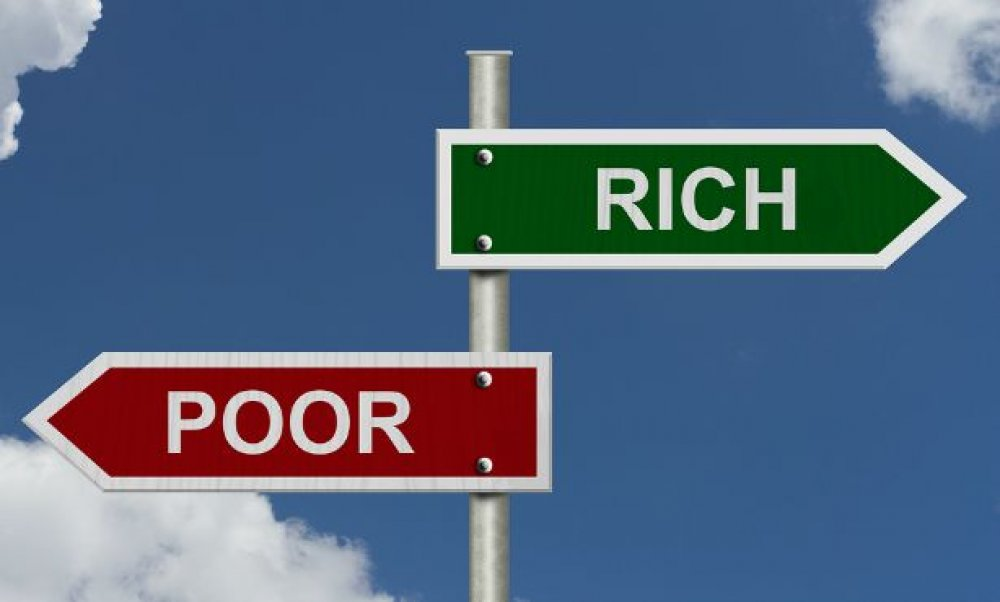 Understanding the Wealth Gap: Who is to Blame?
