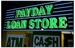 The History of Payday Loans